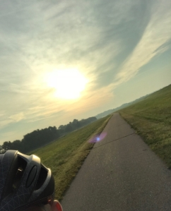 Bike at Sunrise (4)